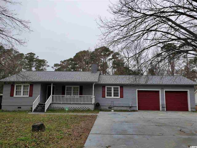 475 3rd Ave. S, Murrells Inlet, SC 29576 (MLS #2004058) :: The Litchfield Company