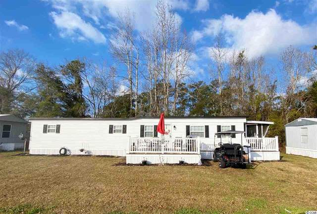 919 Baron Ln., North Myrtle Beach, SC 29582 (MLS #2004061) :: Berkshire Hathaway HomeServices Myrtle Beach Real Estate