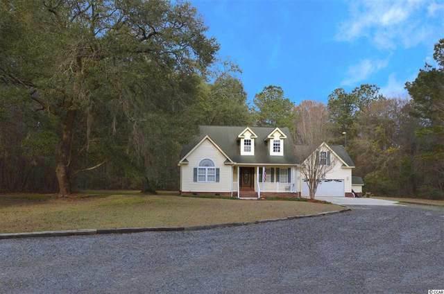 2290 Palmers Bridge Rd., McClellanville, SC 29458 (MLS #2004078) :: Jerry Pinkas Real Estate Experts, Inc