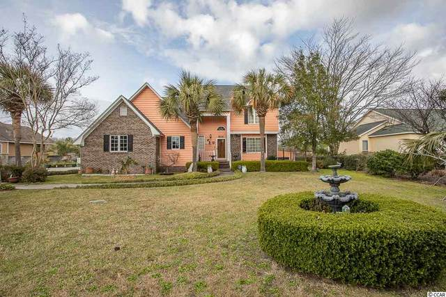 602 Waterside St., North Myrtle Beach, SC 29582 (MLS #2004134) :: Jerry Pinkas Real Estate Experts, Inc