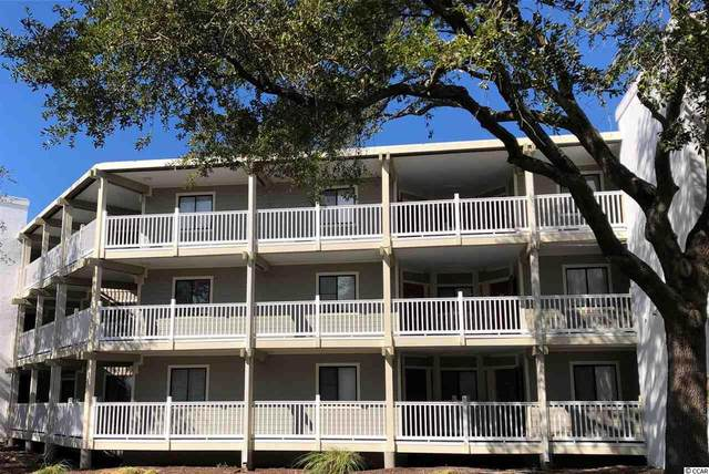 415 Ocean Creek Dr. #2162, Myrtle Beach, SC 29572 (MLS #2004140) :: The Lachicotte Company