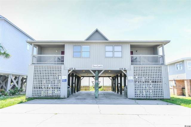 115 Seaside Dr. N, Surfside Beach, SC 29575 (MLS #2004169) :: Grand Strand Homes & Land Realty