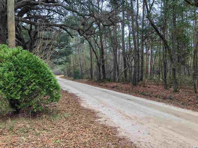 10744 Old Georgetown Rd., McClellanville, SC 29458 (MLS #2004185) :: The Litchfield Company