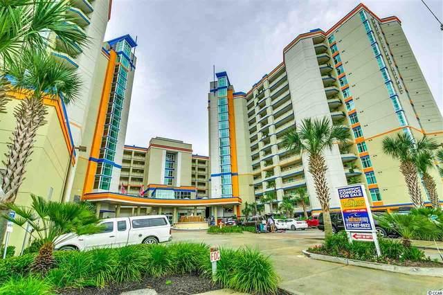 5300 N Ocean Blvd. #401, Myrtle Beach, SC 29577 (MLS #2004201) :: Jerry Pinkas Real Estate Experts, Inc