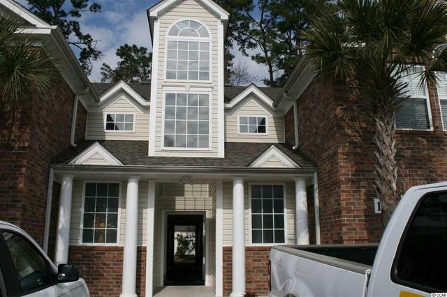 132 Brentwood Dr. H, Murrells Inlet, SC 29576 (MLS #2004215) :: Jerry Pinkas Real Estate Experts, Inc