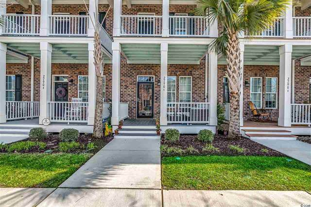 2790-C Howard Ave. C, Myrtle Beach, SC 29577 (MLS #2004220) :: Jerry Pinkas Real Estate Experts, Inc