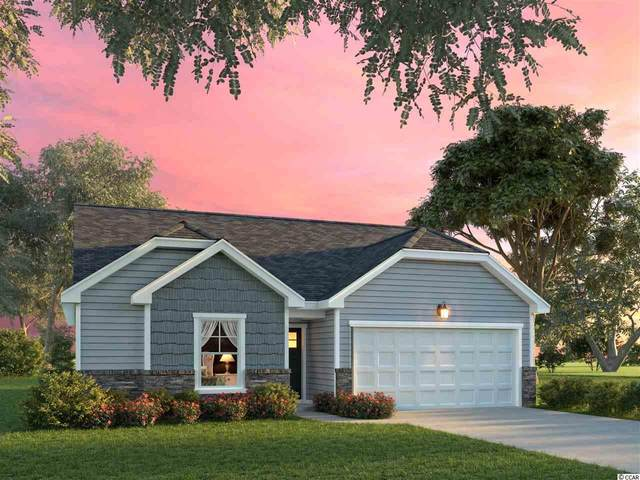 91 Clearwater Dr., Pawleys Island, SC 29585 (MLS #2004223) :: SC Beach Real Estate