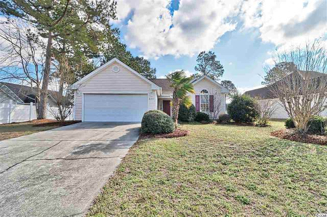 8094 Pleasant Point Ln., Myrtle Beach, SC 29579 (MLS #2004228) :: The Hoffman Group