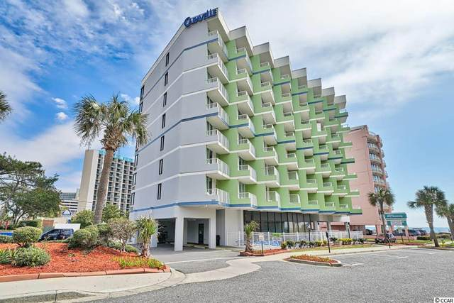 7000 N Ocean Blvd. #133, Myrtle Beach, SC 29572 (MLS #2004238) :: The Hoffman Group