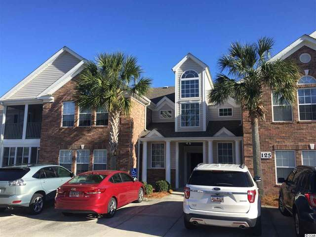 125 Brentwood Dr. E, Murrells Inlet, SC 29576 (MLS #2004240) :: Garden City Realty, Inc.