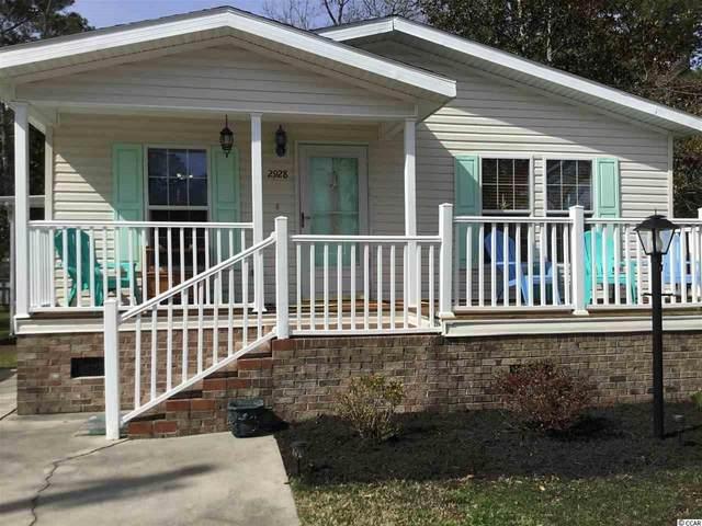 2928 Duke Trail, Murrells Inlet, SC 29576 (MLS #2004241) :: Grand Strand Homes & Land Realty