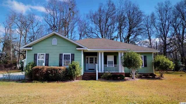 114 Florence Ave., Johnsonville, SC 29555 (MLS #2004253) :: The Litchfield Company