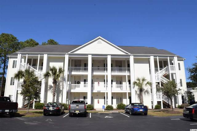 6000 Windsor Green Way #302, Myrtle Beach, SC 29579 (MLS #2004260) :: James W. Smith Real Estate Co.