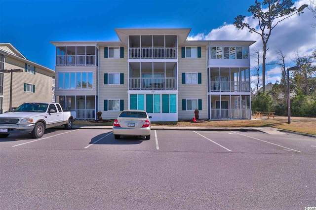 210 Landing Rd. I, North Myrtle Beach, SC 29582 (MLS #2004262) :: The Hoffman Group