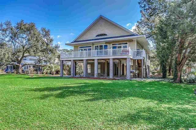 307 Lakeshore Dr., Pawleys Island, SC 29585 (MLS #2004281) :: SC Beach Real Estate
