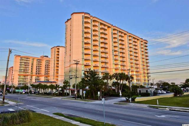 5200 N Ocean Blvd. #857, Myrtle Beach, SC 29577 (MLS #2004289) :: Leonard, Call at Kingston