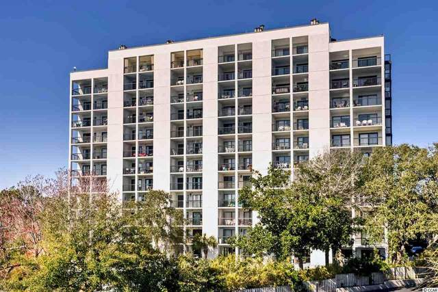 311 69th Ave. N #1202, Myrtle Beach, SC 29572 (MLS #2004299) :: Garden City Realty, Inc.