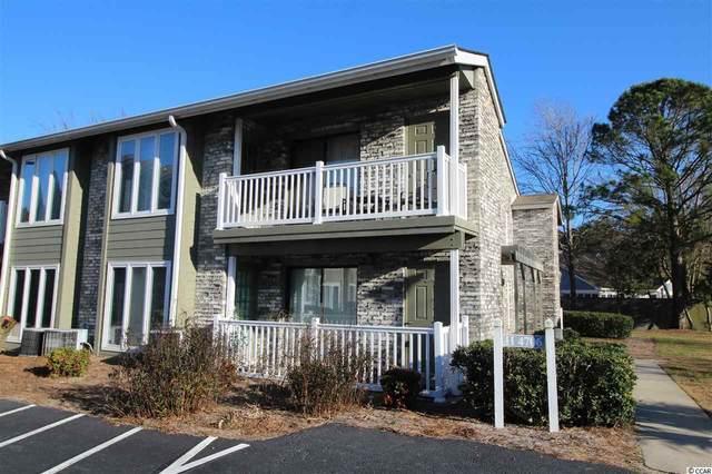 4607 Cobblestone Dr. H4, Myrtle Beach, SC 29577 (MLS #2004301) :: Right Find Homes
