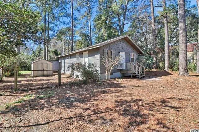 68 Channel Bluff Ave., Pawleys Island, SC 29585 (MLS #2004313) :: Grand Strand Homes & Land Realty