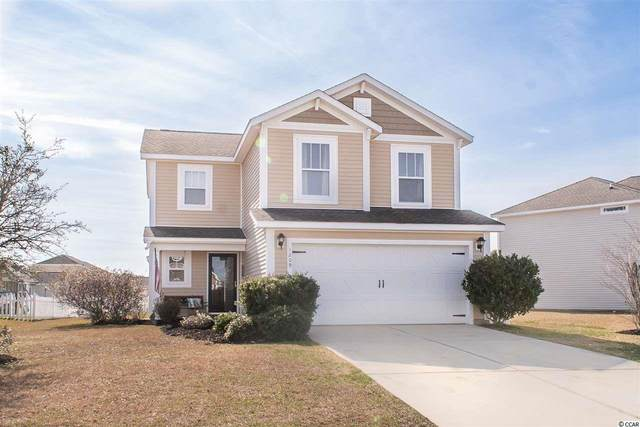 1209 Eagle Creek Dr., Myrtle Beach, SC 29588 (MLS #2004327) :: Jerry Pinkas Real Estate Experts, Inc