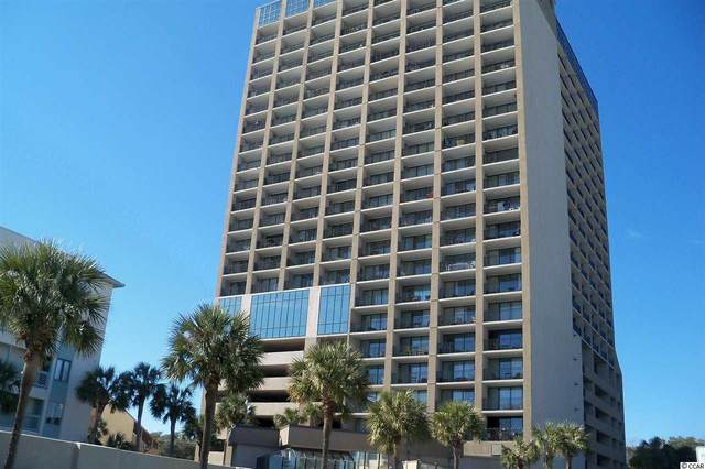 5523 N Ocean Blvd. #1505, Myrtle Beach, SC 29577 (MLS #2004339) :: Jerry Pinkas Real Estate Experts, Inc