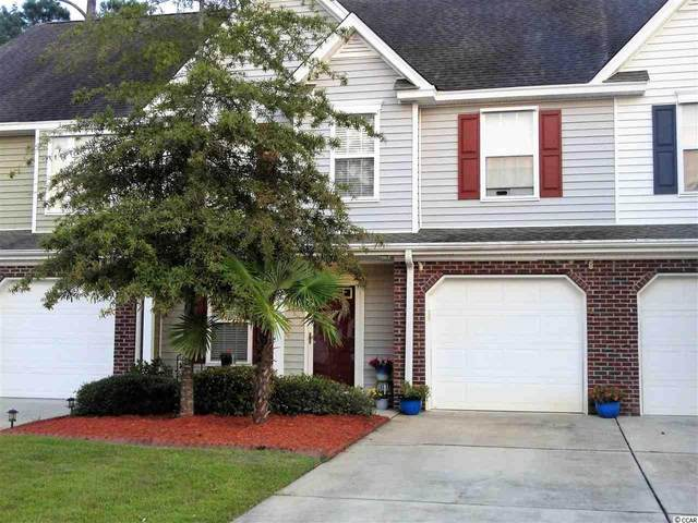 537 Riverward Dr. #537, Myrtle Beach, SC 29588 (MLS #2004342) :: Duncan Group Properties