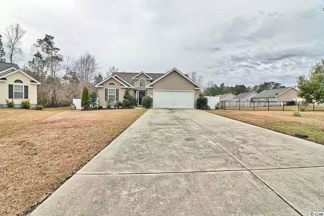 204 Travis Ct., Myrtle Beach, SC 29588 (MLS #2004349) :: Sloan Realty Group
