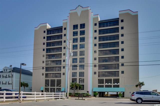 4000 N Ocean Blvd. #803, North Myrtle Beach, SC 29582 (MLS #2004352) :: Duncan Group Properties