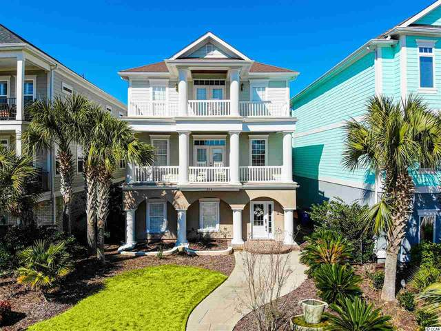 354 Saint Julian Ln., Myrtle Beach, SC 29579 (MLS #2004370) :: The Trembley Group | Keller Williams