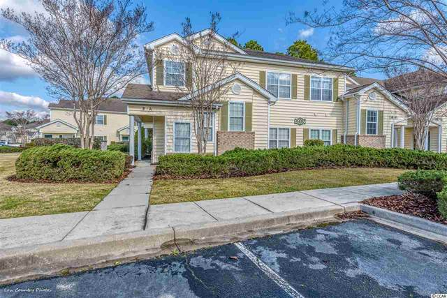 4497-E Girvan Dr. 4497-E, Myrtle Beach, SC 29579 (MLS #2004372) :: Grand Strand Homes & Land Realty