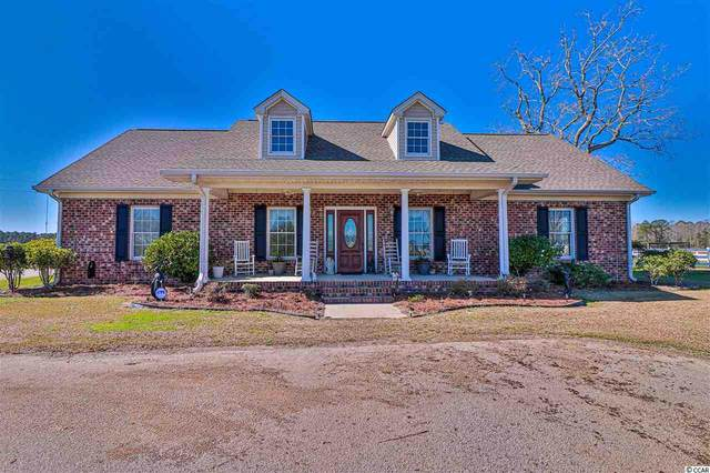 5904 Old Bucksville Rd., Conway, SC 29527 (MLS #2004376) :: Grand Strand Homes & Land Realty