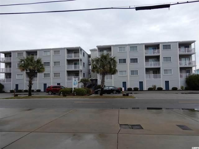 5709 N Ocean Blvd. #202, North Myrtle Beach, SC 29582 (MLS #2004381) :: Duncan Group Properties