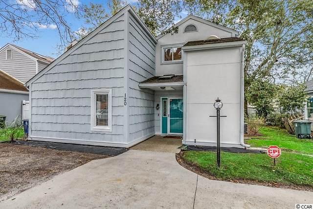 120 Dogwood Pl., North Myrtle Beach, SC 29582 (MLS #2004404) :: Grand Strand Homes & Land Realty