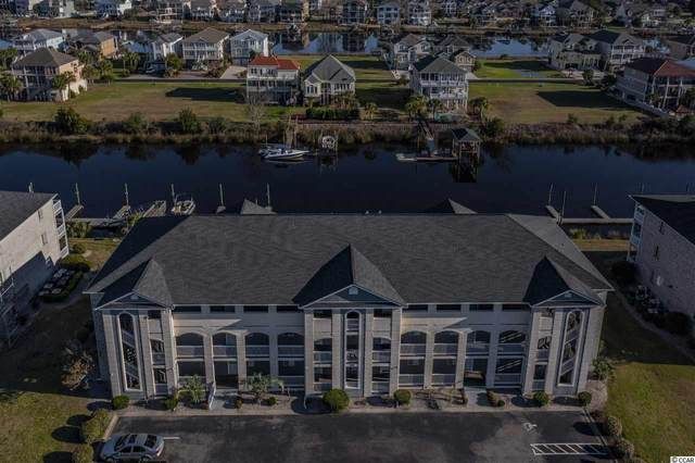4524 Plantation Harbour Dr. D-15, Little River, SC 29566 (MLS #2004431) :: Grand Strand Homes & Land Realty
