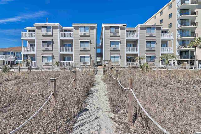 2203 S Ocean Blvd. E-2, North Myrtle Beach, SC 29582 (MLS #2004435) :: Grand Strand Homes & Land Realty