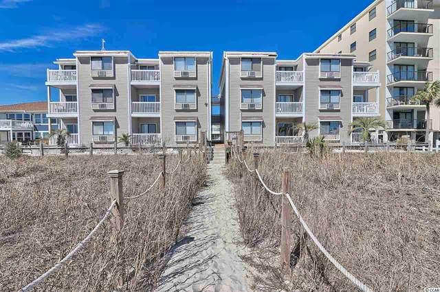 2203 S Ocean Blvd. E-2, North Myrtle Beach, SC 29582 (MLS #2004435) :: Sloan Realty Group