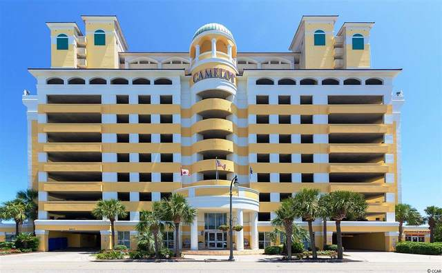 2000 N Ocean Blvd. Ph-5, Myrtle Beach, SC 29577 (MLS #2004439) :: The Litchfield Company