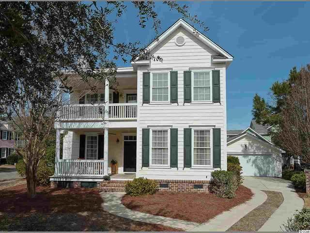 60 Beaufain Ct., Pawleys Island, SC 29585 (MLS #2004475) :: Jerry Pinkas Real Estate Experts, Inc