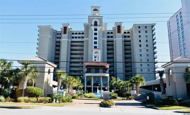 5310 N Ocean Blvd. #403, Myrtle Beach, SC 29577 (MLS #2004480) :: The Greg Sisson Team with RE/MAX First Choice