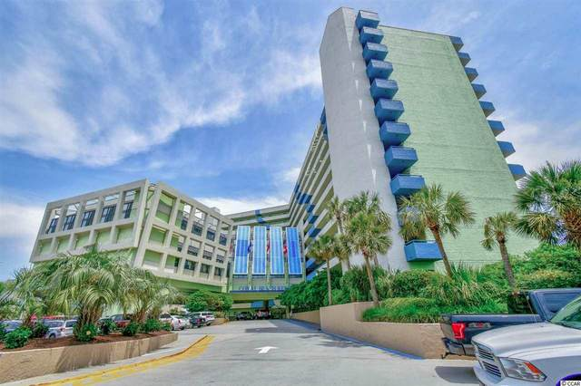 1105 S Ocean Blvd. #438, Myrtle Beach, SC 29577 (MLS #2004499) :: The Greg Sisson Team with RE/MAX First Choice