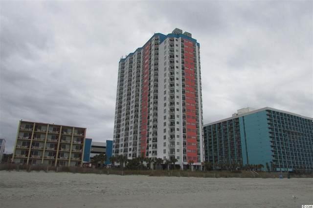 1605 S Ocean Blvd. #613, Myrtle Beach, SC 29577 (MLS #2004505) :: Sloan Realty Group