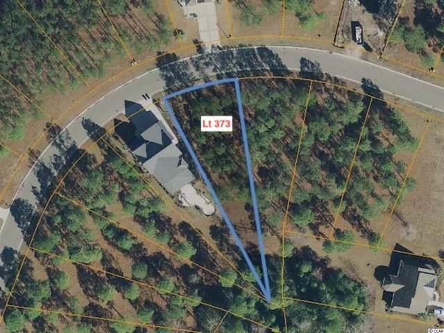 Lot 373 Fiddlehead Way, Myrtle Beach, SC 29579 (MLS #2004506) :: Jerry Pinkas Real Estate Experts, Inc