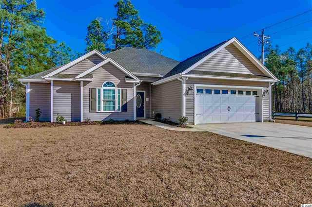 374 Macarthur Dr., Conway, SC 29527 (MLS #2004546) :: Sloan Realty Group