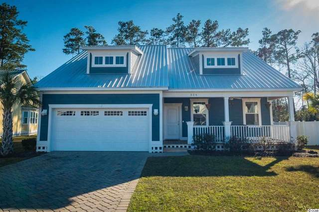 326 Waties Dr., Murrells Inlet, SC 29576 (MLS #2004549) :: Welcome Home Realty