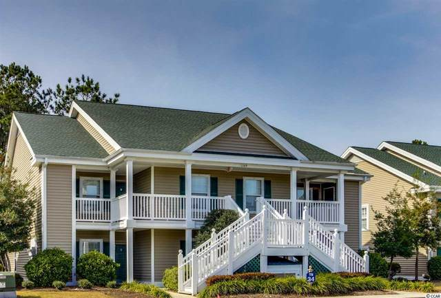 1109 Blue Stem Dr. 34A, Pawleys Island, SC 29585 (MLS #2004566) :: The Hoffman Group