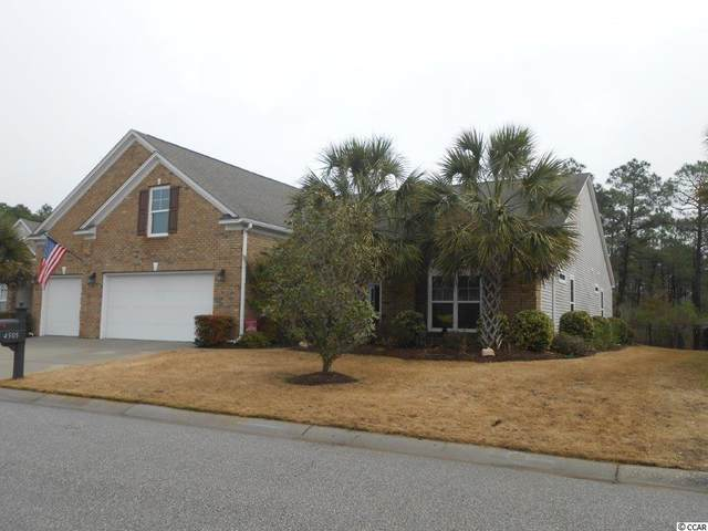 4505 Grovecrest Circle, North Myrtle Beach, SC 29582 (MLS #2004575) :: Right Find Homes
