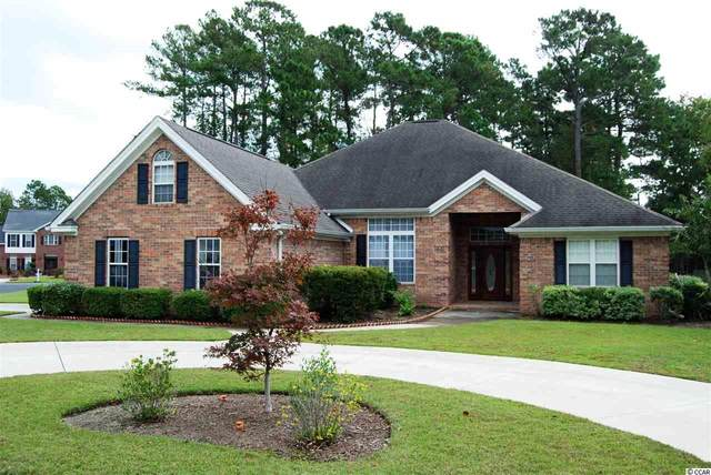 1419 Mcmaster Dr., Myrtle Beach, SC 29575 (MLS #2004586) :: The Hoffman Group