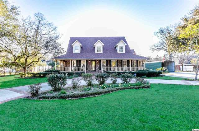 1305 Collins St., Conway, SC 29526 (MLS #2004599) :: The Hoffman Group