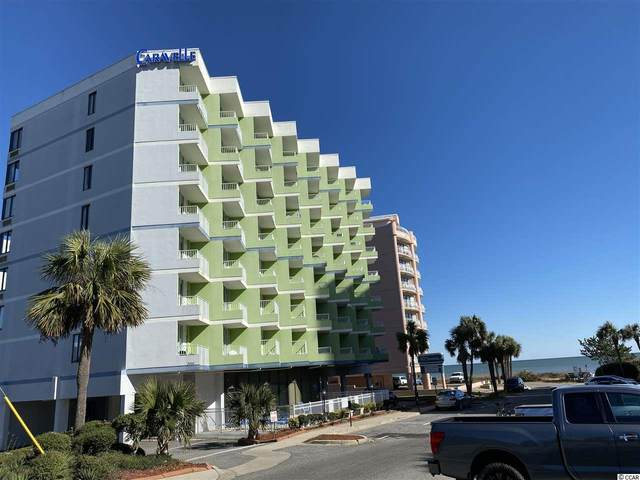 7000 N Ocean Blvd. #727, Myrtle Beach, SC 29572 (MLS #2004606) :: The Hoffman Group