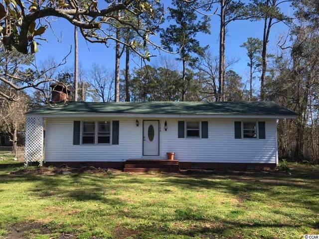 1304 Snowhill Dr., Conway, SC 29526 (MLS #2004607) :: The Hoffman Group